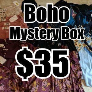 Boho Mystery Box Free People Anthropologie